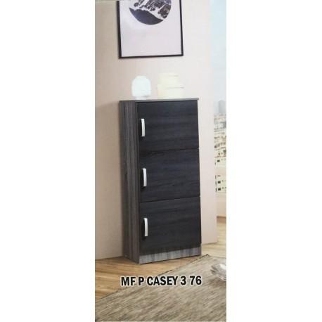 Placard de Rangement CASEY 3 Portes