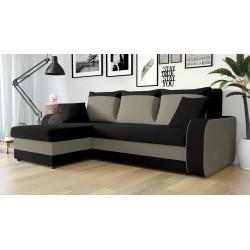 Canapé d'angle DALMIR