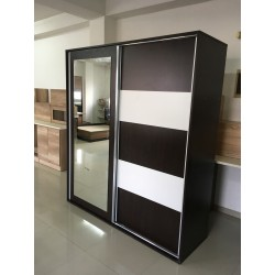 Armoire Dressing ENA 183 Mirroir