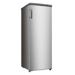 Congélateur vertical à tiroirs 163L inox