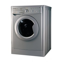 Machine Lavante Sechante INDESIT 7KG/5KG SILVER