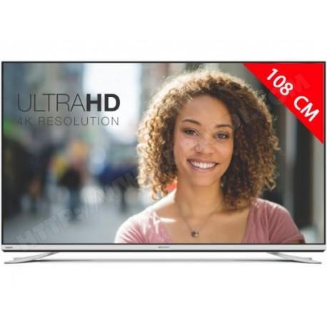 TV 108 CM 4K STV A+ SHARP