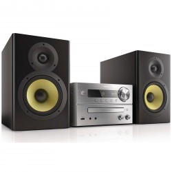 MINI CHAINE 150W DVD USB PHILIPS
