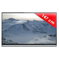 TV Led 147Cm UHD 4K 3D WIFI