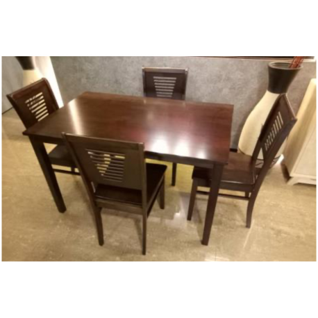 Ensemble TABLE+4CH CHARLIE R2