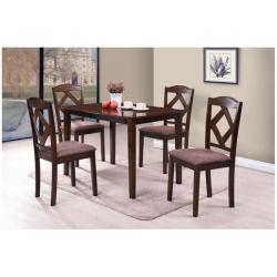 Ensemble Table 1m5 avec 4 Chaises RH7008T