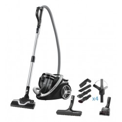 ASPIRATEUR SANS SAC SILENCE 67 DB FORCE CYCLONIC 4A+ HOME & CAR