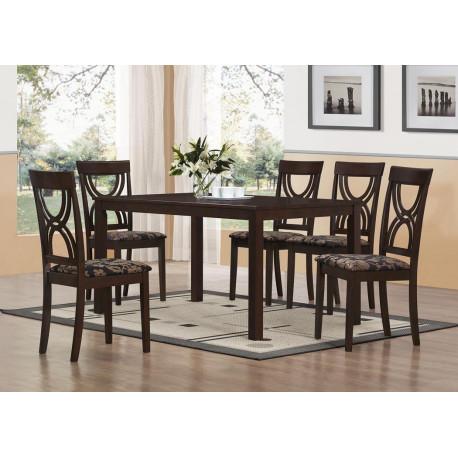 chaise fond bois harold