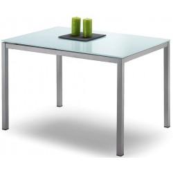 TABLE A MANGER VITRE