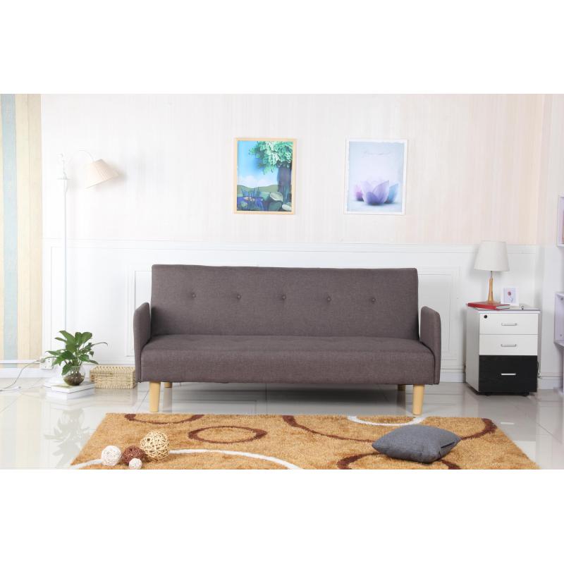 clic clac tissus moderna 2 places meubladom r union. Black Bedroom Furniture Sets. Home Design Ideas