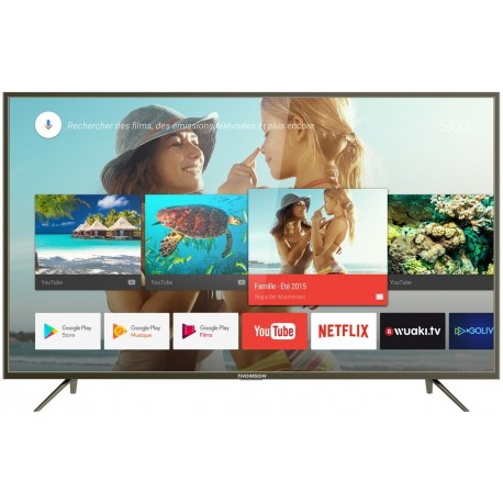 TV LED 125 CM 4K ANDROID THOMSON