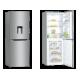 Réfrigérateur 2Portes DD2-40 324Litres