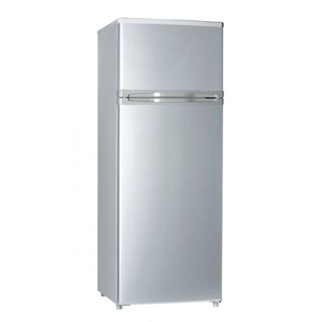 Réfrigérateur 212L 2Portes Silver Navette