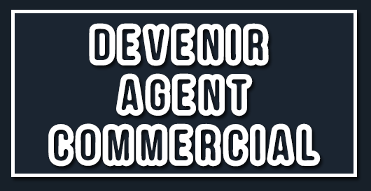 devenir agent commercial